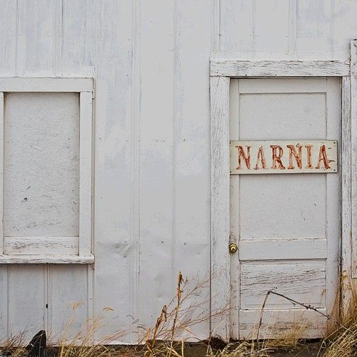 A door to Narnia?