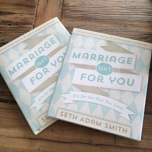 Marriage Isn't For You Book - Best Marriage Advice