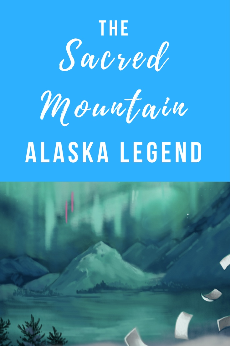 Seth Adam Smith shares an inspiring legend he heard while living in Alaska—a legend about a tribe of people who lived at the base of a sacred mountain...
